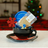 HEARTH & HOME HOLIDAY TEATIME - FOR HIM