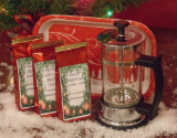 FA LA LA TEA PRESS & YULETIDE TEA