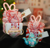 MERRY MINI TEAPOT KEEPSAKE