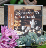 AFTERNOON TEA SERENADE CD