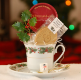 HEARTH & HOME HOLIDAY TEATIME - FOR HER