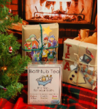 JINGLE BELL BATHTUB TEA
