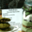 recipe card: instructions to prepare  Matcha Mason Jar Cookie Mix Gift