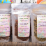 Relax, Refresh, Replenish: A selection of three (3)  better quality herbal tea blends.