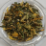 RELAX HERBAL tea: chamomile blossoms, peppermint leaves, yarrow, valerian roots, marigold blossoms and lemon balm.