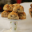 Delicious Sticky Fingers Scone Mix; Add 3/4 water for 8 plump, mouthwatering scones.